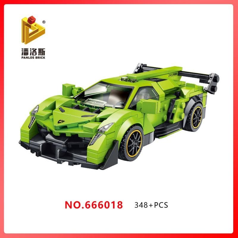 666018 Panlos Brick Lamborghini Veneno