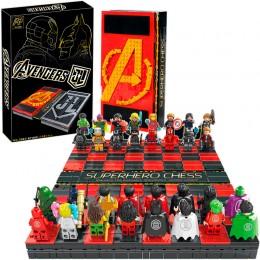 3901 AIPIN Шахматы Супергерои