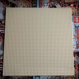 Строительная пластина 40x40 см белая