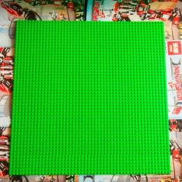 Строительная пластина 40x40 см зеленая