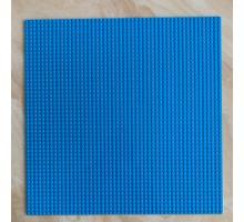 Строительная пластина 40x40 см синяя
