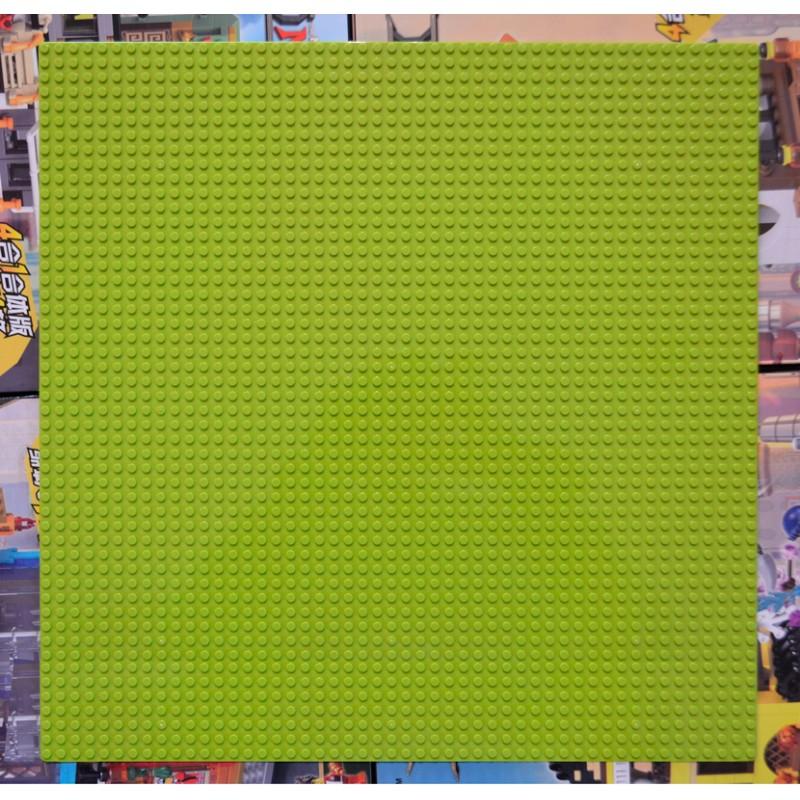Строительная пластина 40x40 см светло-зеленая