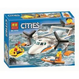 10751 Bela Спасательный самолёт береговой охраны