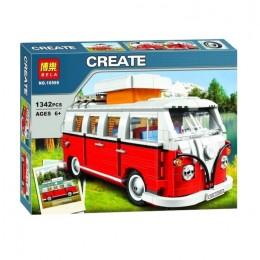 10569 Bela Volkswagen T1 Camper Van (БЕЗ КОРОБКИ)