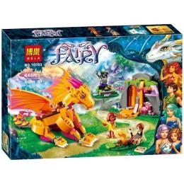 10503 Bela Лавовая пещера дракона огня