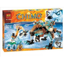 10293 Bela Ледяной мамонт-штурмовик Маулы