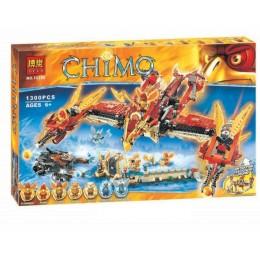 10298 Bela Огненный летающий Храм Фениксов