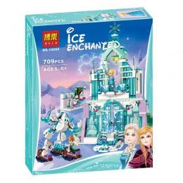 10664 Bela Волшебный ледяной замок Эльзы
