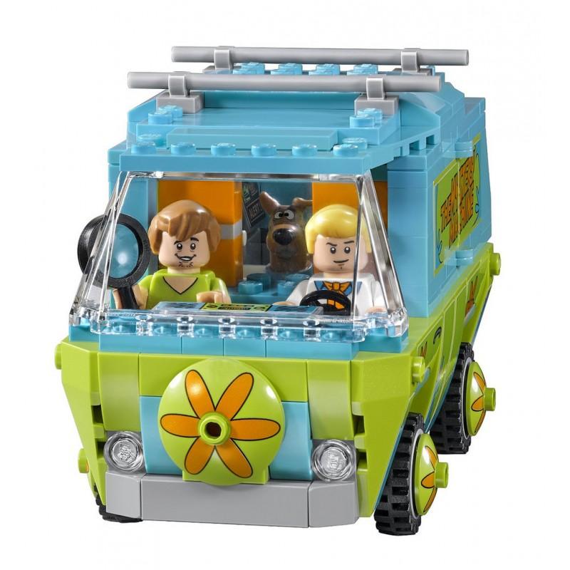 10430 Bela Фургончик Тайн