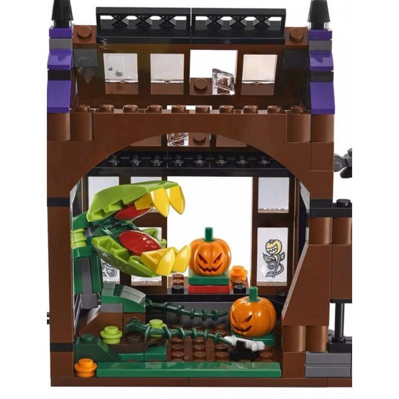 10432 Bela Таинственный особняк