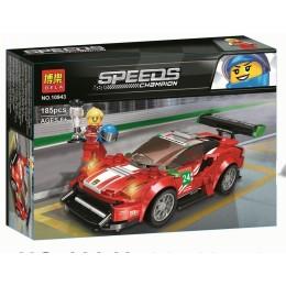 """10943 Bela Феррари 488 GT3 """"Scuderia Corsa"""""""