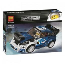 10945 Bela Форд Фиеста M-Sport WRC