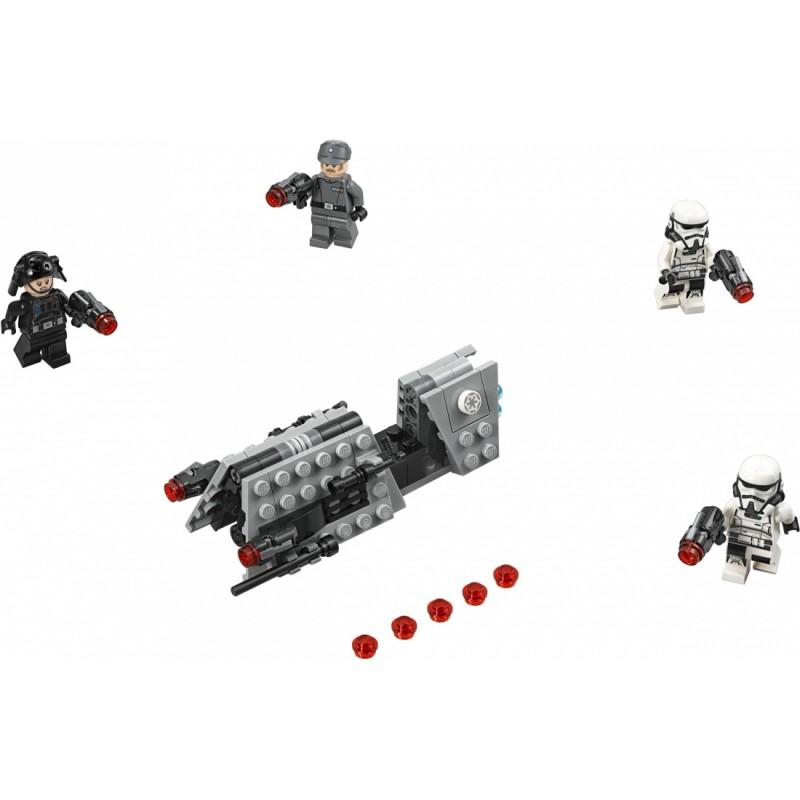 10909 Bela Боевой набор имперского патруля