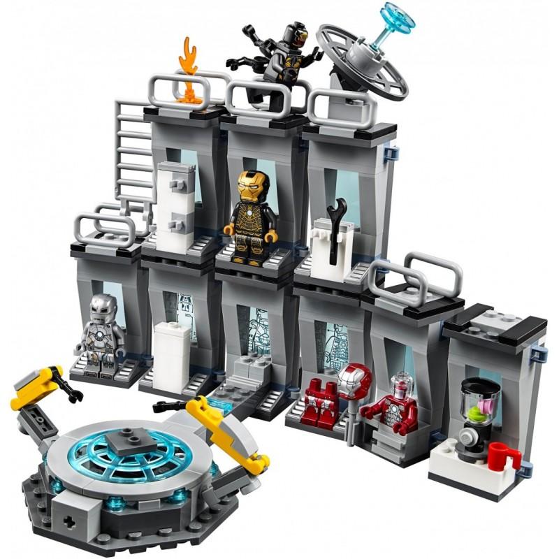 11260 Bela Лаборатория Железного Человека