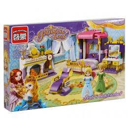 2601 Enlighten Brick Спальня принцессы