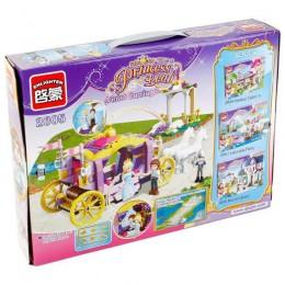 2605 Enlighten Brick Карета принцессы