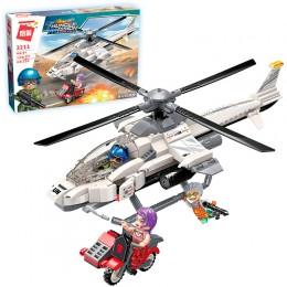 3211 Brick Enlighten Нападение на вертолет