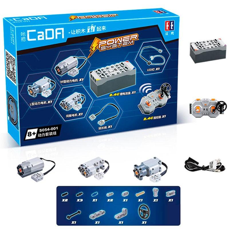 S054-001 CADA Комплект моторизации