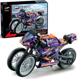 33004 Decool Мотоцикл