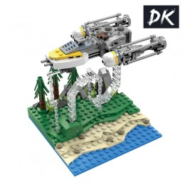 7004 DK Истребитель Y-крыла с натяжным подвесом