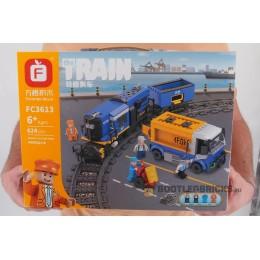 FC3613 Forange Поезд