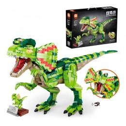 FC6202 Forange Зеленый Дилофозавр