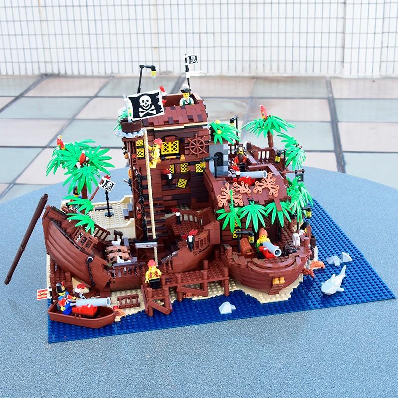 49016 GEJIA Пиратская бухта