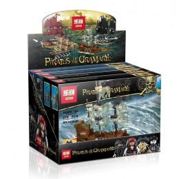 03058 Lepin Мини коллекция пиратских кораблей