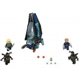 07104 Lepin Война бесконечности: Атака всадников (БЕЗ КОРОБКИ)