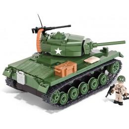 COBI-2457 COBI Танк M-24 CHAFFEE