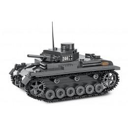 COBI-2707 COBI Танк Panzer III AUSF E