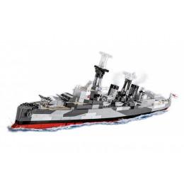 COBI-4821 COBI Корабль HMS Belfast Light Cruiser