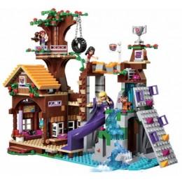 01004 Lepin Спортивный лагерь: дом на дереве