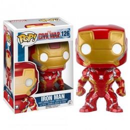 Железный человек (Iron Man (Vaulted)) из фильма Первый мститель: Противостояние Марвел