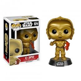 C-3PO из киноленты Star Wars Episode VII
