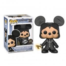 Микки Маус светящийся (Mickey Mouse Organization 13 GitD (Эксклюзив BoxLunch Chase)) из игры Королевство сердец