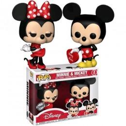 Микки Маус и Минни Маус (Mickey Mouse and Minnie Mouse Valentine 2-pack (Эксклюзив)) из мультиков Дисней