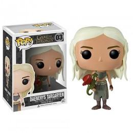 Дейенерис Таргариен с Драконом (Daenerys Targaryen with Dragon (Vaulted)) из сериала Игра престолов