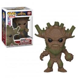 Король Грут (King Groot) из игры Марвел: Битва чемпионов