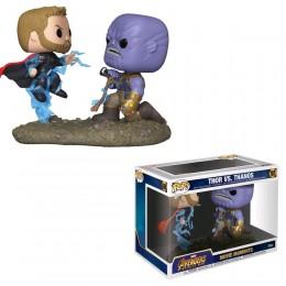 Тор против Таноса муви момент (Thor vs Thanos Movie Moment) из фильма Мстители: Война бесконечности