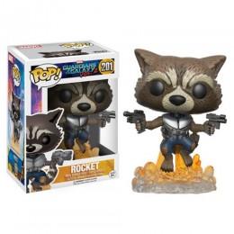 Реактивный Енот (Rocket Raccoon) из фильма Стражи Галактики. Часть 2