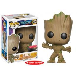 Грут 25 см (Groot 10-inch (Эксклюзив)) из фильма Стражи Галактики. Часть 2 Марвел