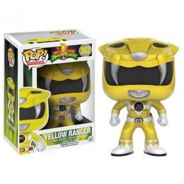 Yellow Ranger из сериала Mighty Morphin Power Ranger Funko POP