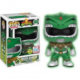 Зеленый Рейнджер светящийся (Green Ranger GitD (Эксклюзив NYCC 2017)) из сериала Могучие рейнджеры