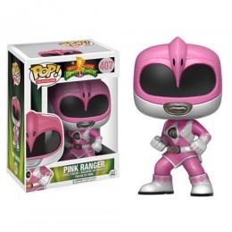 Розовый Рейнджер (Pink Ranger) из сериала Могучие рейнджеры