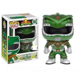 Зеленый Рейнджер металлик (Green Ranger Metallic (Эксклюзив NYCC 2016)) из сериала Могучие рейнджеры