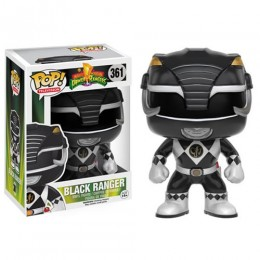 Black Ranger из сериала Mighty Morphin Power Ranger Funko POP