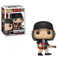 Ангус Янг (Angus Young) из группы AC/DC
