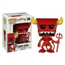 Робот Дьявол (Robot Devil (Vaulted)) из мультика Футурама