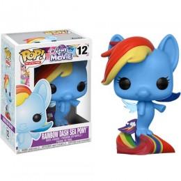 Радуга Дэш морская пони (Rainbow Dash Sea Pony) из мультика Мой Маленький Пони фильм